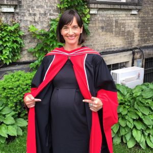 Diane graduation